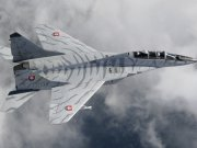 Slovak Air Forces MiG-29 combat trainer